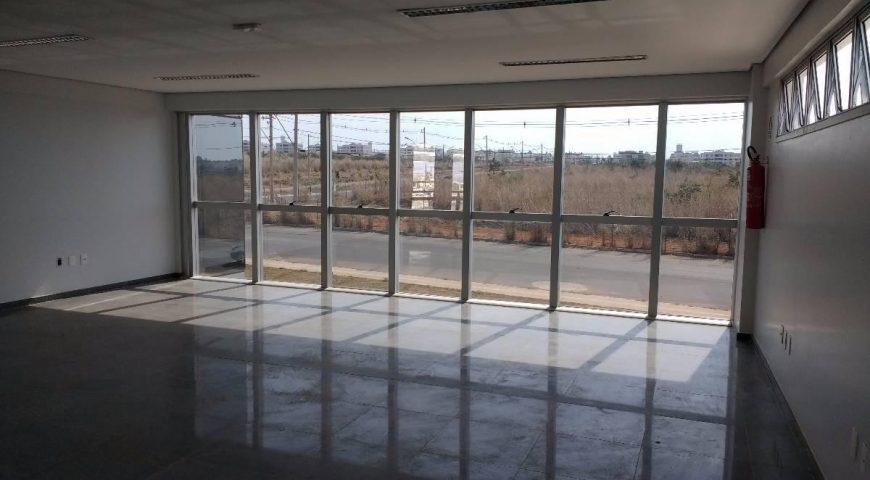 Com Habite – Se – Excelente Loja Com Mezanino no Posto De Gasolina 118,33 m²