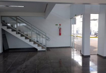 Com Habite – Se – Excelente Loja no Posto De Gasolina, Com Mezanino 131,98 m²