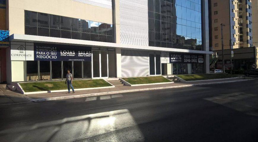 Rua 12 Norte Águas Claras Inacreditáveis 532,70 m² Privativo C Vagas De Garagem