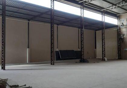 Saan Qd 01 – Prédio Novinho Administrativo + Galpão 1.071,79 m² Pé Direito 8 m