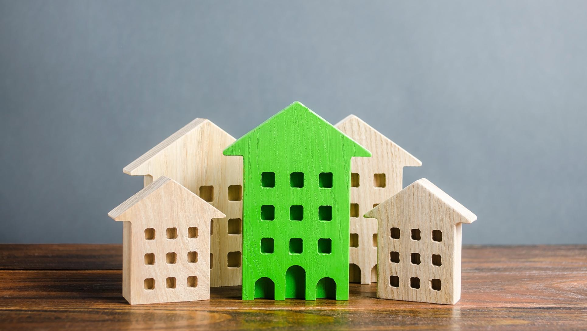 Setor imobiliário está aquecido, apesar da crise
